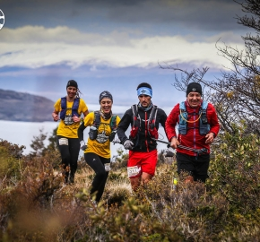 IMG_0296_roso_fb; Ultra Trail Running Patagonia for fifth edition of Ultra Paine 2018 in Provincia de Última Esperanza, Patagonia Chile; International Ultra Trail Running Event; Quinta Edición Trail Running Internacional, Chilean Patagonia 2018