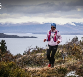 IMG_0314_roso_fb; Ultra Trail Running Patagonia for fifth edition of Ultra Paine 2018 in Provincia de Última Esperanza, Patagonia Chile; International Ultra Trail Running Event; Quinta Edición Trail Running Internacional, Chilean Patagonia 2018