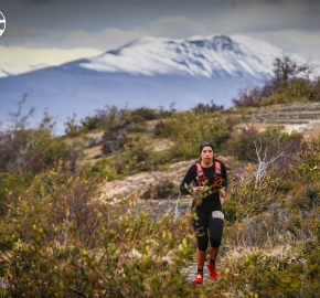 IMG_0345_roso_fb; Ultra Trail Running Patagonia for fifth edition of Ultra Paine 2018 in Provincia de Última Esperanza, Patagonia Chile; International Ultra Trail Running Event; Quinta Edición Trail Running Internacional, Chilean Patagonia 2018