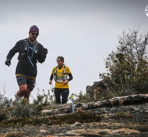 IMG_0376_roso_fb; Ultra Trail Running Patagonia for fifth edition of Ultra Paine 2018 in Provincia de Última Esperanza, Patagonia Chile; International Ultra Trail Running Event; Quinta Edición Trail Running Internacional, Chilean Patagonia 2018