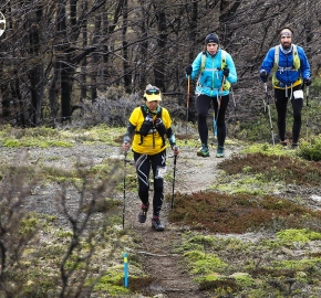 IMG_0538_roso_fb; Ultra Trail Running Patagonia for fifth edition of Ultra Paine 2018 in Provincia de Última Esperanza, Patagonia Chile; International Ultra Trail Running Event; Quinta Edición Trail Running Internacional, Chilean Patagonia 2018