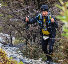 IMG_0624_roso_fb; Ultra Trail Running Patagonia for fifth edition of Ultra Paine 2018 in Provincia de Última Esperanza, Patagonia Chile; International Ultra Trail Running Event; Quinta Edición Trail Running Internacional, Chilean Patagonia 2018