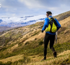 IMG_0843_roso_fb; Ultra Trail Running Patagonia for fifth edition of Ultra Paine 2018 in Provincia de Última Esperanza, Patagonia Chile; International Ultra Trail Running Event; Quinta Edición Trail Running Internacional, Chilean Patagonia 2018