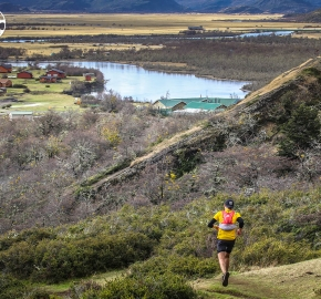 IMG_0876_roso_fb; Ultra Trail Running Patagonia for fifth edition of Ultra Paine 2018 in Provincia de Última Esperanza, Patagonia Chile; International Ultra Trail Running Event; Quinta Edición Trail Running Internacional, Chilean Patagonia 2018