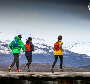 RMSB8167_roso_fb; Ultra Trail Running Patagonia for fifth edition of Ultra Paine 2018 in Provincia de Última Esperanza, Patagonia Chile; International Ultra Trail Running Event; Quinta Edición Trail Running Internacional, Chilean Patagonia 2018