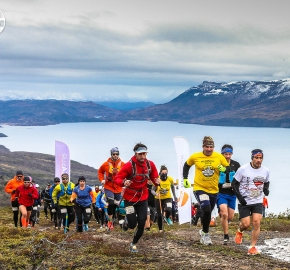 RMSB8263_roso_fb; Ultra Trail Running Patagonia for fifth edition of Ultra Paine 2018 in Provincia de Última Esperanza, Patagonia Chile; International Ultra Trail Running Event; Quinta Edición Trail Running Internacional, Chilean Patagonia 2018