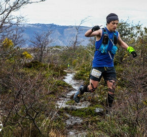 RMSB8390_roso_fb; Ultra Trail Running Patagonia for fifth edition of Ultra Paine 2018 in Provincia de Última Esperanza, Patagonia Chile; International Ultra Trail Running Event; Quinta Edición Trail Running Internacional, Chilean Patagonia 2018