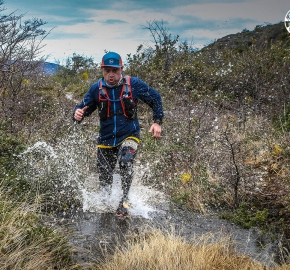 RMSB8406_roso_fb; Ultra Trail Running Patagonia for fifth edition of Ultra Paine 2018 in Provincia de Última Esperanza, Patagonia Chile; International Ultra Trail Running Event; Quinta Edición Trail Running Internacional, Chilean Patagonia 2018