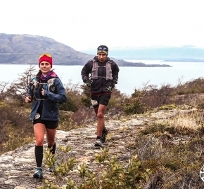 RMSB8479_roso_fb; Ultra Trail Running Patagonia for fifth edition of Ultra Paine 2018 in Provincia de Última Esperanza, Patagonia Chile; International Ultra Trail Running Event; Quinta Edición Trail Running Internacional, Chilean Patagonia 2018