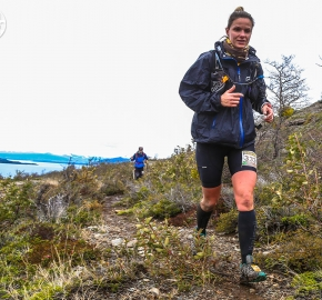 RMSB8502_roso_fb; Ultra Trail Running Patagonia for fifth edition of Ultra Paine 2018 in Provincia de Última Esperanza, Patagonia Chile; International Ultra Trail Running Event; Quinta Edición Trail Running Internacional, Chilean Patagonia 2018