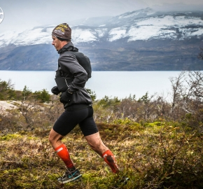 RMSB8575_roso_fb; Ultra Trail Running Patagonia for fifth edition of Ultra Paine 2018 in Provincia de Última Esperanza, Patagonia Chile; International Ultra Trail Running Event; Quinta Edición Trail Running Internacional, Chilean Patagonia 2018