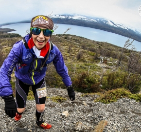 RMSB8761_roso_fb; Ultra Trail Running Patagonia for fifth edition of Ultra Paine 2018 in Provincia de Última Esperanza, Patagonia Chile; International Ultra Trail Running Event; Quinta Edición Trail Running Internacional, Chilean Patagonia 2018
