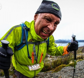 RMSB8776_roso_fb; Ultra Trail Running Patagonia for fifth edition of Ultra Paine 2018 in Provincia de Última Esperanza, Patagonia Chile; International Ultra Trail Running Event; Quinta Edición Trail Running Internacional, Chilean Patagonia 2018