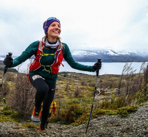 RMSB8811_roso_fb; Ultra Trail Running Patagonia for fifth edition of Ultra Paine 2018 in Provincia de Última Esperanza, Patagonia Chile; International Ultra Trail Running Event; Quinta Edición Trail Running Internacional, Chilean Patagonia 2018