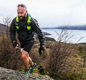 RMSB8915_roso_fb; Ultra Trail Running Patagonia for fifth edition of Ultra Paine 2018 in Provincia de Última Esperanza, Patagonia Chile; International Ultra Trail Running Event; Quinta Edición Trail Running Internacional, Chilean Patagonia 2018