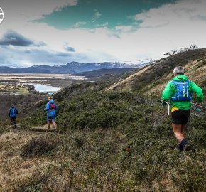 RMSB9309_roso_fb; Ultra Trail Running Patagonia for fifth edition of Ultra Paine 2018 in Provincia de Última Esperanza, Patagonia Chile; International Ultra Trail Running Event; Quinta Edición Trail Running Internacional, Chilean Patagonia 2018
