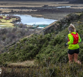 RMSB9335_roso_fb; Ultra Trail Running Patagonia for fifth edition of Ultra Paine 2018 in Provincia de Última Esperanza, Patagonia Chile; International Ultra Trail Running Event; Quinta Edición Trail Running Internacional, Chilean Patagonia 2018