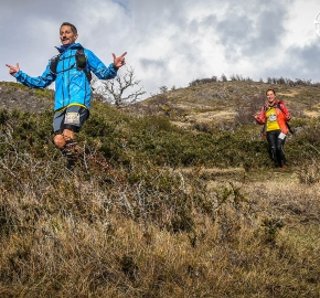 RMSB9450_roso_fb; Ultra Trail Running Patagonia for fifth edition of Ultra Paine 2018 in Provincia de Última Esperanza, Patagonia Chile; International Ultra Trail Running Event; Quinta Edición Trail Running Internacional, Chilean Patagonia 2018