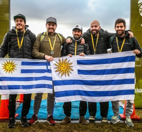 RMSB9826_roso_fb; Ultra Trail Running Patagonia for fifth edition of Ultra Paine 2018 in Provincia de Última Esperanza, Patagonia Chile; International Ultra Trail Running Event; Quinta Edición Trail Running Internacional, Chilean Patagonia 2018