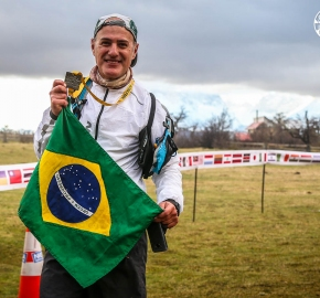 RMSB9882_roso_fb; Ultra Trail Running Patagonia for fifth edition of Ultra Paine 2018 in Provincia de Última Esperanza, Patagonia Chile; International Ultra Trail Running Event; Quinta Edición Trail Running Internacional, Chilean Patagonia 2018