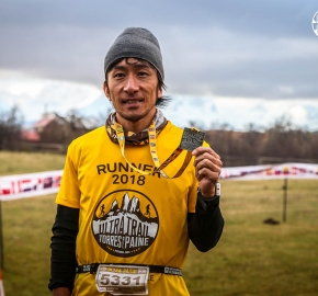 RMSB9886_roso_fb; Ultra Trail Running Patagonia for fifth edition of Ultra Paine 2018 in Provincia de Última Esperanza, Patagonia Chile; International Ultra Trail Running Event; Quinta Edición Trail Running Internacional, Chilean Patagonia 2018