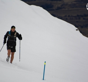 ultrapaine_0021_gv_fb; Ultra Trail Running Patagonia for fifth edition of Ultra Paine 2018 in Provincia de Última Esperanza, Patagonia Chile; International Ultra Trail Running Event; Quinta Edición Trail Running Internacional, Chilean Patagonia 2018