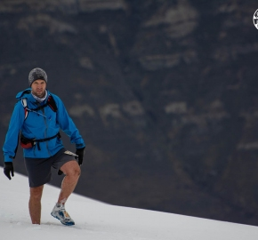 ultrapaine_0025_gv_fb; Ultra Trail Running Patagonia for fifth edition of Ultra Paine 2018 in Provincia de Última Esperanza, Patagonia Chile; International Ultra Trail Running Event; Quinta Edición Trail Running Internacional, Chilean Patagonia 2018