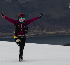 ultrapaine_0028_gv_fb; Ultra Trail Running Patagonia for fifth edition of Ultra Paine 2018 in Provincia de Última Esperanza, Patagonia Chile; International Ultra Trail Running Event; Quinta Edición Trail Running Internacional, Chilean Patagonia 2018