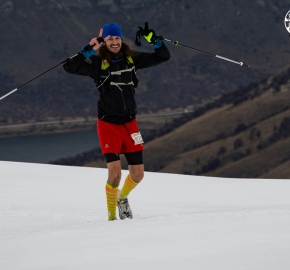 ultrapaine_0032_gv_fb; Ultra Trail Running Patagonia for fifth edition of Ultra Paine 2018 in Provincia de Última Esperanza, Patagonia Chile; International Ultra Trail Running Event; Quinta Edición Trail Running Internacional, Chilean Patagonia 2018