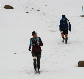 ultrapaine_0043_gv_fb; Ultra Trail Running Patagonia for fifth edition of Ultra Paine 2018 in Provincia de Última Esperanza, Patagonia Chile; International Ultra Trail Running Event; Quinta Edición Trail Running Internacional, Chilean Patagonia 2018