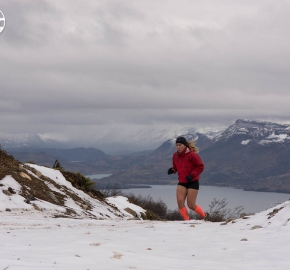 uttp1809paai0992fb; Ultra Trail Running Patagonia for fifth edition of Ultra Paine 2018 in Provincia de Última Esperanza, Patagonia Chile; International Ultra Trail Running Event; Quinta Edición Trail Running Internacional, Chilean Patagonia 2018