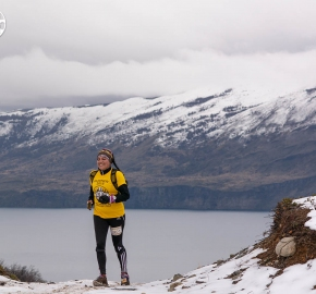 uttp1809paai1094fb; Ultra Trail Running Patagonia for fifth edition of Ultra Paine 2018 in Provincia de Última Esperanza, Patagonia Chile; International Ultra Trail Running Event; Quinta Edición Trail Running Internacional, Chilean Patagonia 2018