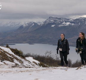 uttp1809paai1098fb; Ultra Trail Running Patagonia for fifth edition of Ultra Paine 2018 in Provincia de Última Esperanza, Patagonia Chile; International Ultra Trail Running Event; Quinta Edición Trail Running Internacional, Chilean Patagonia 2018