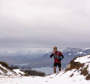 uttp1809paai1188fb; Ultra Trail Running Patagonia for fifth edition of Ultra Paine 2018 in Provincia de Última Esperanza, Patagonia Chile; International Ultra Trail Running Event; Quinta Edición Trail Running Internacional, Chilean Patagonia 2018