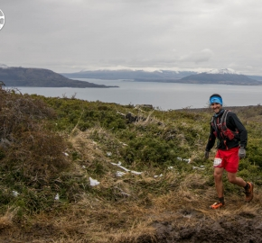 uttp1809paai1248fb; Ultra Trail Running Patagonia for fifth edition of Ultra Paine 2018 in Provincia de Última Esperanza, Patagonia Chile; International Ultra Trail Running Event; Quinta Edición Trail Running Internacional, Chilean Patagonia 2018