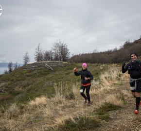 uttp1809paai1284fb; Ultra Trail Running Patagonia for fifth edition of Ultra Paine 2018 in Provincia de Última Esperanza, Patagonia Chile; International Ultra Trail Running Event; Quinta Edición Trail Running Internacional, Chilean Patagonia 2018
