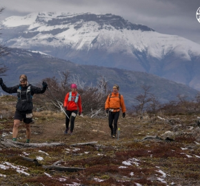 uttp1809paai1420fb; Ultra Trail Running Patagonia for fifth edition of Ultra Paine 2018 in Provincia de Última Esperanza, Patagonia Chile; International Ultra Trail Running Event; Quinta Edición Trail Running Internacional, Chilean Patagonia 2018