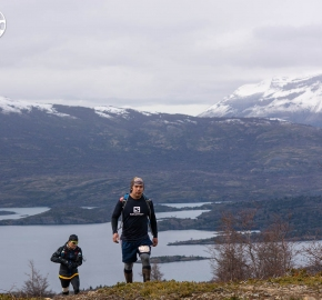 uttp1809paai1443fb; Ultra Trail Running Patagonia for fifth edition of Ultra Paine 2018 in Provincia de Última Esperanza, Patagonia Chile; International Ultra Trail Running Event; Quinta Edición Trail Running Internacional, Chilean Patagonia 2018