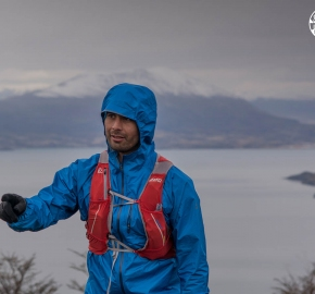 uttp1809paai1500fb; Ultra Trail Running Patagonia for fifth edition of Ultra Paine 2018 in Provincia de Última Esperanza, Patagonia Chile; International Ultra Trail Running Event; Quinta Edición Trail Running Internacional, Chilean Patagonia 2018