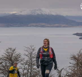 uttp1809paai1515fb; Ultra Trail Running Patagonia for fifth edition of Ultra Paine 2018 in Provincia de Última Esperanza, Patagonia Chile; International Ultra Trail Running Event; Quinta Edición Trail Running Internacional, Chilean Patagonia 2018