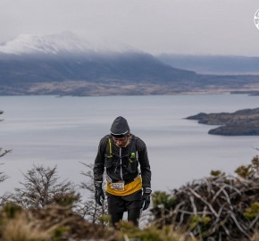 uttp1809paai1549fb; Ultra Trail Running Patagonia for fifth edition of Ultra Paine 2018 in Provincia de Última Esperanza, Patagonia Chile; International Ultra Trail Running Event; Quinta Edición Trail Running Internacional, Chilean Patagonia 2018