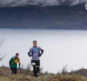 uttp1809paai1580fb; Ultra Trail Running Patagonia for fifth edition of Ultra Paine 2018 in Provincia de Última Esperanza, Patagonia Chile; International Ultra Trail Running Event; Quinta Edición Trail Running Internacional, Chilean Patagonia 2018