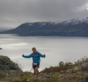uttp1809paai1638fb; Ultra Trail Running Patagonia for fifth edition of Ultra Paine 2018 in Provincia de Última Esperanza, Patagonia Chile; International Ultra Trail Running Event; Quinta Edición Trail Running Internacional, Chilean Patagonia 2018