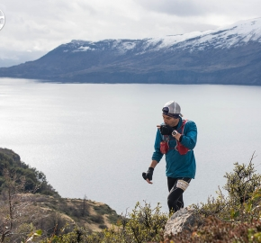 uttp1809paai1668fb; Ultra Trail Running Patagonia for fifth edition of Ultra Paine 2018 in Provincia de Última Esperanza, Patagonia Chile; International Ultra Trail Running Event; Quinta Edición Trail Running Internacional, Chilean Patagonia 2018