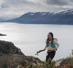 uttp1809paai1677fb; Ultra Trail Running Patagonia for fifth edition of Ultra Paine 2018 in Provincia de Última Esperanza, Patagonia Chile; International Ultra Trail Running Event; Quinta Edición Trail Running Internacional, Chilean Patagonia 2018
