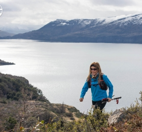 uttp1809paai1679fb; Ultra Trail Running Patagonia for fifth edition of Ultra Paine 2018 in Provincia de Última Esperanza, Patagonia Chile; International Ultra Trail Running Event; Quinta Edición Trail Running Internacional, Chilean Patagonia 2018