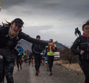 utp1909clsi1909 (18); Ultra Trail Running Patagonia Sixth Edition of Ultra Paine 2019 Provincia de Última Esperanza, Patagonia Chile; International Ultra Trail Running Event; Sexta Edición Trail Running Internacional, Chilean Patagonia 2019