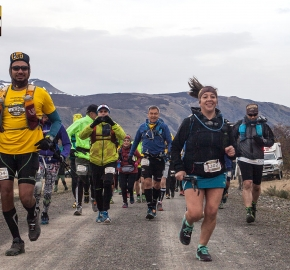 utp1909clsi1909 (19); Ultra Trail Running Patagonia Sixth Edition of Ultra Paine 2019 Provincia de Última Esperanza, Patagonia Chile; International Ultra Trail Running Event; Sexta Edición Trail Running Internacional, Chilean Patagonia 2019