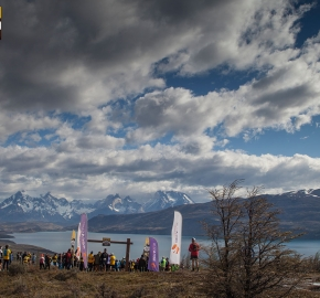utp1909clsi1909 (33); Ultra Trail Running Patagonia Sixth Edition of Ultra Paine 2019 Provincia de Última Esperanza, Patagonia Chile; International Ultra Trail Running Event; Sexta Edición Trail Running Internacional, Chilean Patagonia 2019