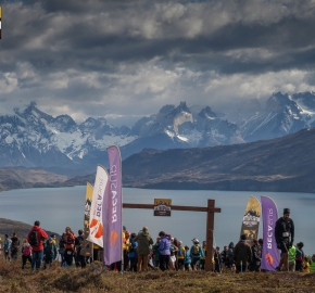 utp1909clsi1909 (34); Ultra Trail Running Patagonia Sixth Edition of Ultra Paine 2019 Provincia de Última Esperanza, Patagonia Chile; International Ultra Trail Running Event; Sexta Edición Trail Running Internacional, Chilean Patagonia 2019